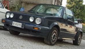 volkswagen golf 1989 1989 volkswagen golf mk2 cabrio karmann