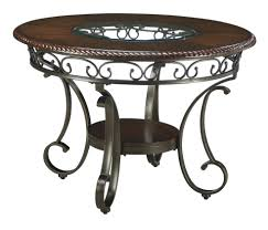 buy ashley furniture glambrey round dining room table