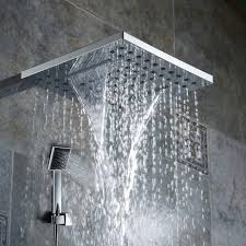 Bathroom Shower Head Ideas by Bathroom 8 Inch Shower Nozzle Pressure Rain Type Handheld Shower