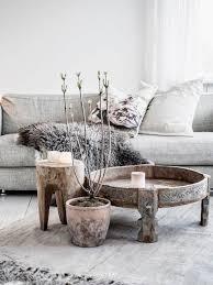 plaid gris canapé decoration deco cosy canape gris plaid fausse fourrure table basse