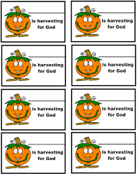 pumpkin writing paper template fall crafts for sunday school kids name tags