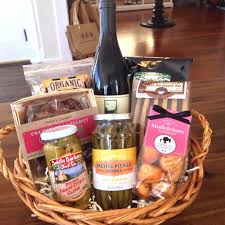 thank you basket appreciation gift basket the santa barbara company