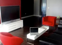 red living room interior design ideas black and red room living