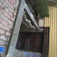 lucigold standard u0026 custom designed basement bulkhead doors