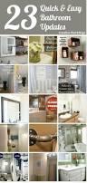23 quick u0026 easy bathroom updates idea box by sarah vanderkooy