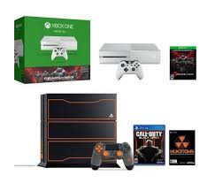 black friday deals on xbox one walmart pre black friday ps4 and xbox one bundle deals as low as