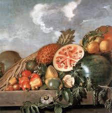 The Evolution Of The Watermelon Captured In Still Lifes