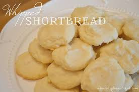 whipped shortbread cookies recipe shortbread cookies