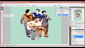 membuat poster photoshop cs3 membuat poster with photoshop cs3 youtube