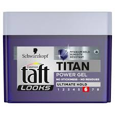 taft looks titan hair gel 250ml online shop internet supermarket