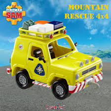 sam mountain rescue 4 4 push vehicle