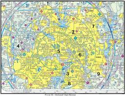 Dallas Fort Worth Area Map by Private Pilot Lesson 8 Aeronautical Charts And Other