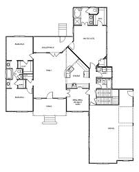 craftsman house plans with basement 206 best house plans images on house floor plans