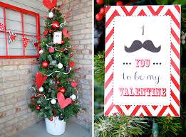 Valentine Front Door Decoration Ideas by Front Door Decor U201ci Mustache You To Be Mine U201d