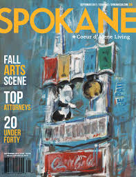 spokane coeur d u0027alene living magazine september 2017 142 by