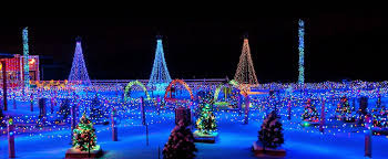 How To Fix Christmas Lights When Half Are Out Top 5 Holiday Light Displays Cincinnati Magazine