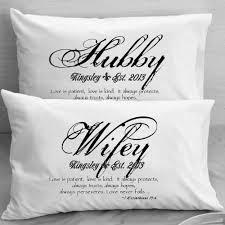 bible verse gifts 1 corinthians 13 bible verse pillow cases husband