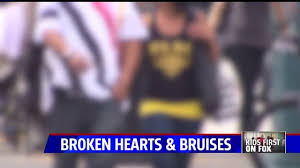 Broken hearts and bruises  How to spot the signs of teen dating violence Fox