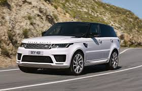 range rover svr official 2018 range rover sport including plug in hybrid and svr
