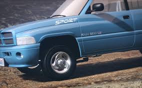 1999 dodge ram 1500 doors 1999 dodge ram 1500 add on replace gta5 mods com