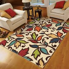 5 Foot Square Rug Decorating Gorgeous Area Rugs At Walmart With Fabulous Motif