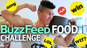 Challenge Buzzfeed Buzzfeed Food Challenge Clean Healthy Recipes Tested