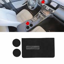 lexus cup indonesia gps lower cover cup holder nonslip tray pad 3p for lexus 2014 2016