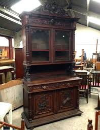 a 19th century walnut french buffet buffets antique furniture