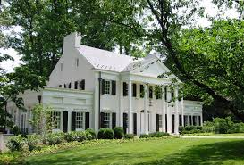 neoclassical home donald lococo architects classic american neoclassical home