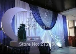 wedding drapes new european style wedding props wedding backdrop curtains