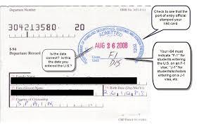 your immigration documents international students u0026 scholars