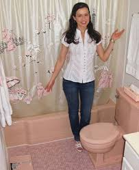 pink tile bathroom ideas save the pink bathroom