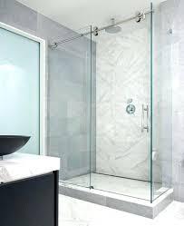 bathroom shower door ideas bathroom glass shower ideas4 bathroom ideas frame less glass