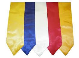 honor stoles honor stole gold 13 00 graduation regalia honor societies