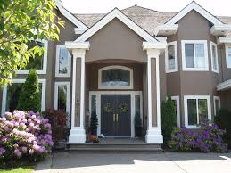 exterior painted house trends also paint best how to pictures home