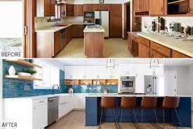 fixer blue kitchen cabinets delafield fixer to home homeowner