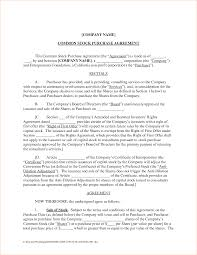 Simple Vendor Agreement Template Simple 6 Simple Purchase Agreement Outline Templates