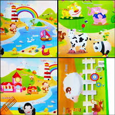 Colorful Kids Rugs by Imiwei Baby Play Mat Developing Rug Puzzle Mat Mats Kids Rugs Mat