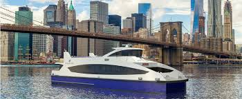hornblower selected to run citywide ferry service hornblower new