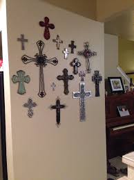 wall crosses 25 best cross wall collage ideas on rustic office