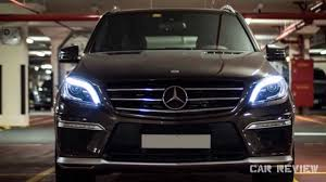 mercedes ml 65 amg 2014 mercedes ml 63 amg start up in depth tour review