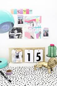 diy perpetual flip calendar craft u0026 diy pinterest flipping