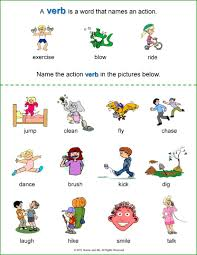 free spanish worksheets online printable verb exercises for