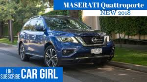 nissan pathfinder hybrid 2018 nissan pathfinder ti awd review 2017 first drive youtube