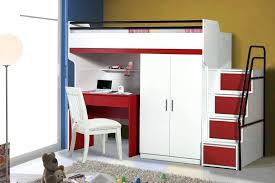 Bunk Beds With Wardrobe Bunk Beds With 2 Desks Netup Me