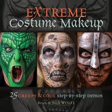 Extreme Halloween Costumes Drawing Drill Draw Halloween Costume Impact Books