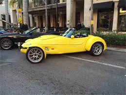 panoz 1999 panoz aiv roadster for sale classiccars com cc 646598
