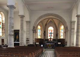 arcade en bois file la chapelle aux bois église saint augustin à l u0027interieur jpg