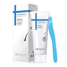amazon com pilaten painless depilatory cream legs depilation