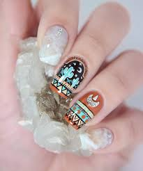 mexican crystals tutorial glitterfingersss in english